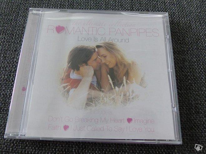 Romantic panpipes uusi cd
