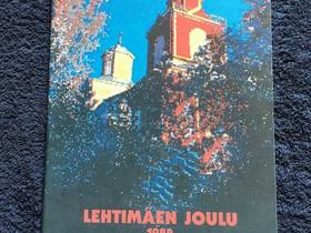 Lehtimäen Joulu Kotiseutulehti, Muut kirjat ja lehdet, Kirjat ja lehdet, Seinäjoki, Tori.fi