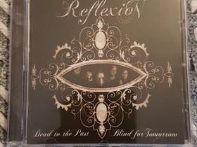 Reflexion Dead to the past, Blind for tomorrow CD, Musiikki CD, DVD ja äänitteet, Musiikki ja soittimet, Tampere, Tori.fi