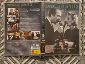 Kaverille ei jätetä 2 DVD, Elokuvat, Tampere, Tori.fi