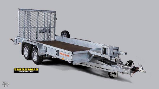 Respon Uutuus 3500 kg:n konelavettimalli