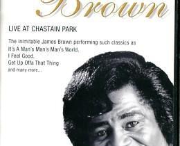 James Brown Live at Chastain Park R2 Nouto/Pkt 2,5, Musiikki CD, DVD ja äänitteet, Musiikki ja soittimet, Tampere, Tori.fi