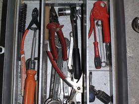 Työkalupakki ja työkalut, Työkalut, tikkaat ja laitteet, Rakennustarvikkeet ja työkalut, Kokkola, Tori.fi