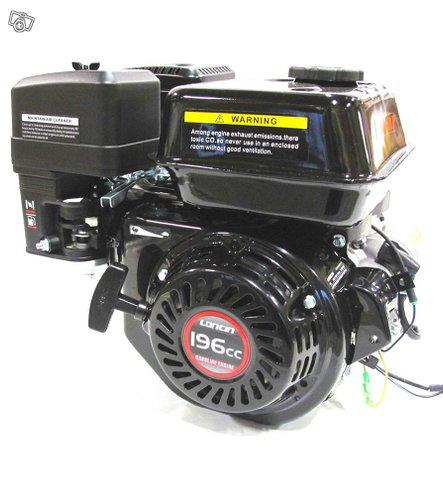 Irtomoottori 6,5hp loncin 196cc