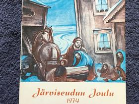 Järviseudun joulu Kotiseutulehti erä, Muut kirjat ja lehdet, Kirjat ja lehdet, Seinäjoki, Tori.fi