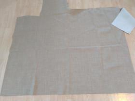 Pellavanvärista huonekalukangasta 115 x 85 cm:n pa, Käsityöt, Kannus, Tori.fi