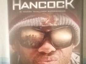 DVD : Hancock (Will Smith, Charlize Theron) , Elokuvat, Kouvola, Tori.fi