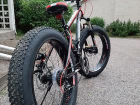 """26"""" Fatbike X-TREME IRON 4"""" renkailla, Maastopyörät, Polkupyörät ja pyöräily, Mäntsälä, Tori.fi"""