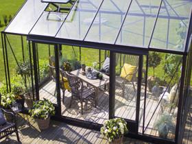 Kasvihuone MAXI 4 9,6 m² - 27,9 m², Muu piha ja puutarha, Piha ja puutarha, Helsinki, Tori.fi