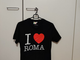 I love Roma italia t-paita S koko, Vaatteet ja kengät, Joensuu, Tori.fi