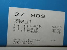 Renault 16 1968-80 vesipumppu, Autovaraosat, Auton varaosat ja tarvikkeet, Kauhajoki, Tori.fi