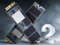 OWC Aura Pro X2 1TB PCIe SSD-levy Maciin