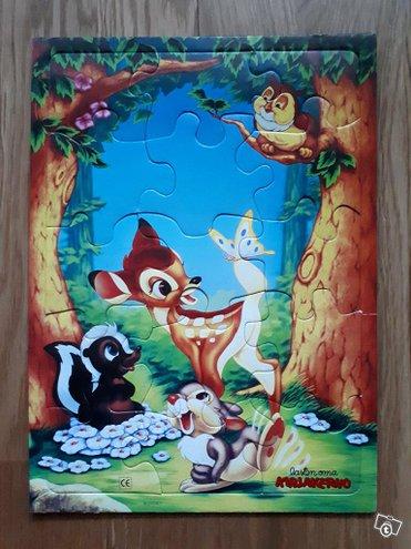 Bambi palapeli