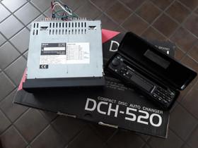 Denon DCT-850r + DCH-520 + DCA-500, Autostereot ja tarvikkeet, Auton varaosat ja tarvikkeet, Tornio, Tori.fi