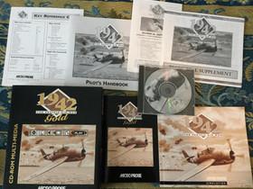 1942 The Pacific Air War Gold - klassikko PC-peli, Pelikonsolit ja pelaaminen, Viihde-elektroniikka, Jyväskylä, Tori.fi