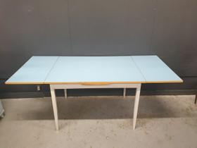 Vintage ruokapöytä 50/60-luku, Pöydät ja tuolit, Sisustus ja huonekalut, Salo, Tori.fi