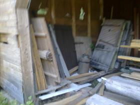 Vanhoja aitan ja ladon ovia, Ikkunat, ovet ja lattiat, Rakennustarvikkeet ja työkalut, Ulvila, Tori.fi