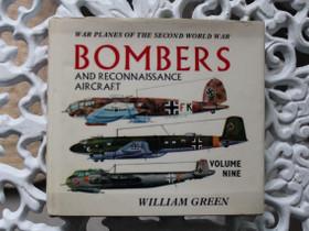 Bombers And Reconnaissance Aircraft, Harrastekirjat, Kirjat ja lehdet, Kouvola, Tori.fi