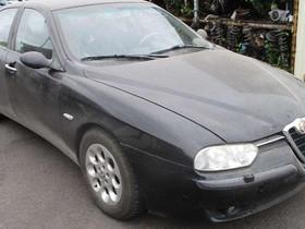 Purkuauto: ALFA-ROMEO 156 2.5 V6 1999, Autovaraosat, Auton varaosat ja tarvikkeet, Tampere, Tori.fi