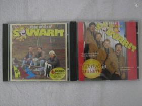 Lasse Hoikka & Souvarit 2 x cd, Imatra/posti, Musiikki CD, DVD ja äänitteet, Musiikki ja soittimet, Imatra, Tori.fi