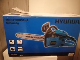 Hyundai moottorisaha uusi h. 155, Leikkurit ja koneet, Piha ja puutarha, Kotka, Tori.fi
