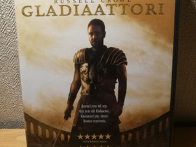 Gladiaattori -dvd, Elokuvat, Hirvensalmi, Tori.fi