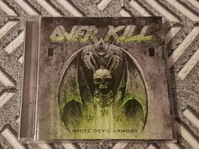 Overkill - White Devil Armory CD, Musiikki CD, DVD ja äänitteet, Musiikki ja soittimet, Tampere, Tori.fi