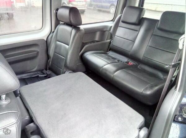 VW Caddy 2.0 CNG 7