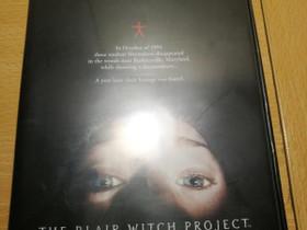 Blair Witch Project -dvd, Elokuvat, Hirvensalmi, Tori.fi