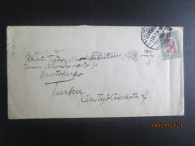 Kirjekuori v. 1929, Muu keräily, Keräily, Paimio, Tori.fi
