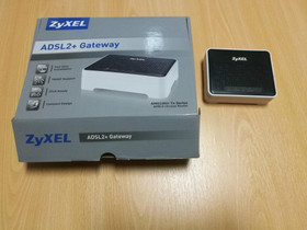 Zyxel AMG1001-T10A -ADSL-modeemi, Verkkotuotteet, Tietokoneet ja lisälaitteet, Hirvensalmi, Tori.fi