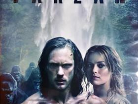 The Legend of Tarzan DVD-elokuva, Elokuvat, Kangasala, Tori.fi