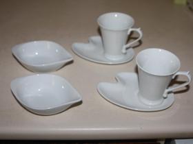 Aamiaissetti 2 kpl, Kahvikupit, mukit ja lasit, Keittiötarvikkeet ja astiat, Merikarvia, Tori.fi