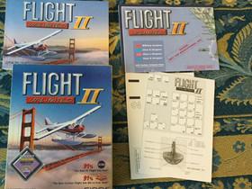 Flight Unlimited II - PC-peli klassikko, Pelikonsolit ja pelaaminen, Viihde-elektroniikka, Jyväskylä, Tori.fi