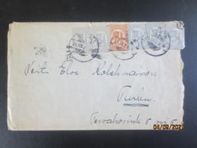 Kirjekuori 1929 kuudella merkillä, Muu keräily, Keräily, Paimio, Tori.fi