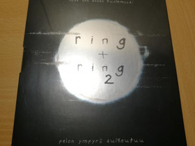 Ring + Ring 2 -dvdboksi, uusi, Elokuvat, Hirvensalmi, Tori.fi