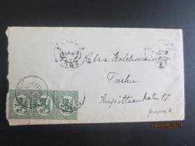 Kirjekuori vuodelta 1926, Muu keräily, Keräily, Paimio, Tori.fi