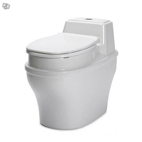 Erotteleva käymälä Urisep 30 litraa 12V