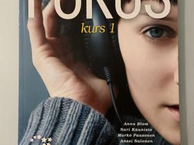 Fokus 1 ruotsin kirja, Oppikirjat, Kirjat ja lehdet, Seinäjoki, Tori.fi