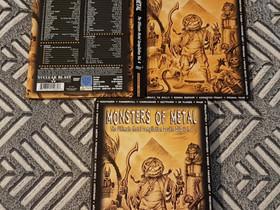 Monsters Of Metal Vol. 4 2xDVD, Musiikki CD, DVD ja äänitteet, Musiikki ja soittimet, Tampere, Tori.fi
