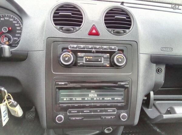 VW Caddy 2.0 CNG 5