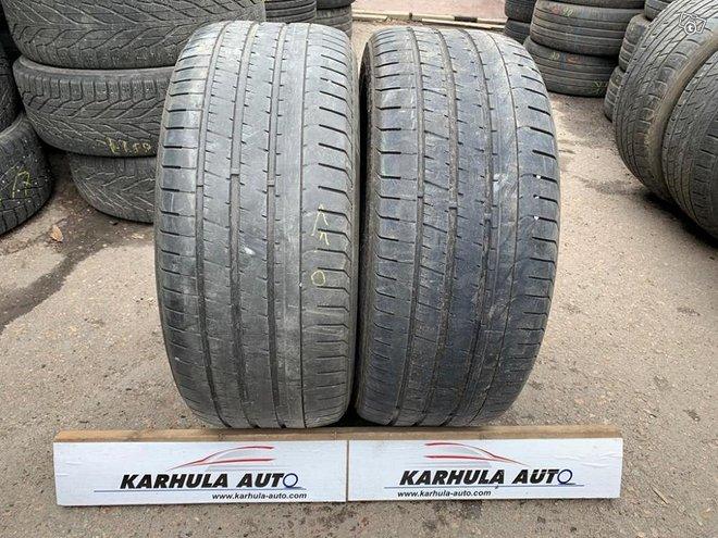 """245/45 R18"""" Tarkistettu rengas Pirelli"""