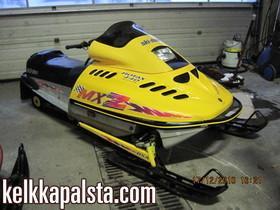 Ski-Doo Rotax 440 Rave -95 urheilukelkka, Moottorikelkat, Moto, Taivassalo, Tori.fi