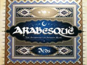 Arabesque - The Anthology of Arabian Music 3CD-lev, Musiikki CD, DVD ja äänitteet, Musiikki ja soittimet, Kangasala, Tori.fi