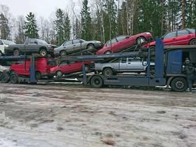 toyota ja muita autoja. vientiin/purkuun/ romuun, Autot, Pori, Tori.fi