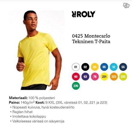 0425 Montecarlo S - XXL