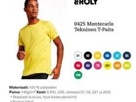 0425 Montecarlo S - XXL, Vaatteet ja kengät, Sastamala, Tori.fi