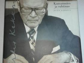 Urho Kekkonen 1900-1986 - Paavo Käyhkölä, Muut kirjat ja lehdet, Kirjat ja lehdet, Loppi, Tori.fi