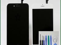 IPhone näyttö 6S/6S Plus/SE/7/7+/8/X jne. +akkuja