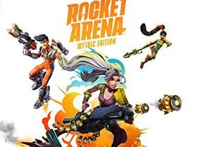 Rocket Arena Mythic Edition PS4, Pelikonsolit ja pelaaminen, Viihde-elektroniikka, Lahti, Tori.fi
